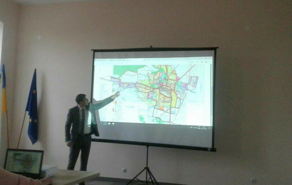 Громадські слухання щодо будівництва СЕС м.Глиняни